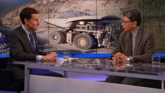 Shin Imai speaking with Steve Paikin on The Agenda about the obligations Canadian companies have when mining abroad